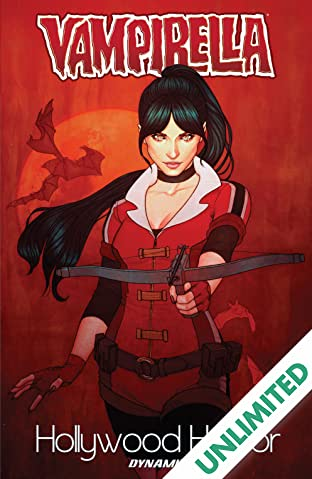 Vampirella (2016) Vol. 3: Hollywood Horror